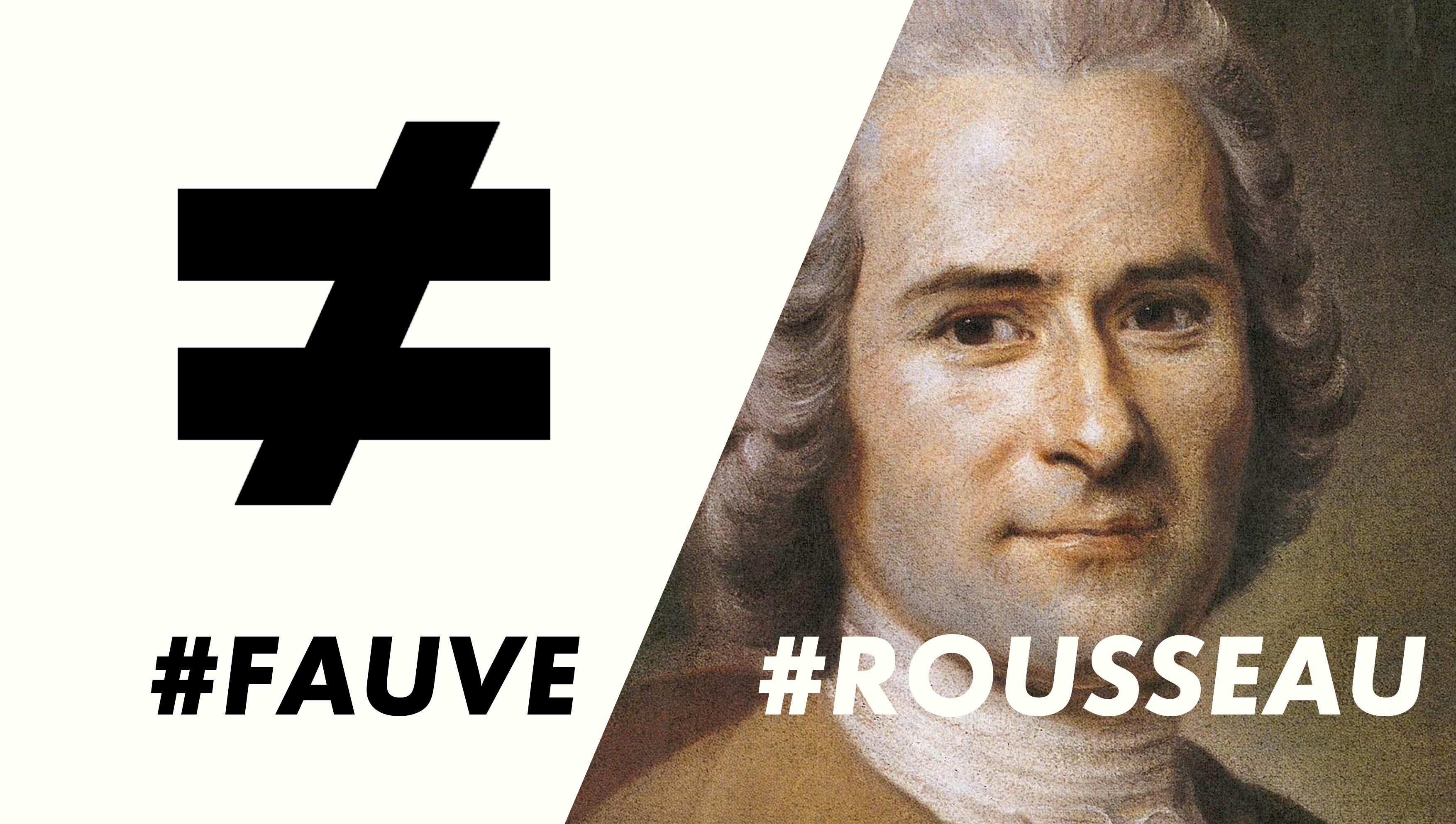 Fauve, ou Rousseau ?