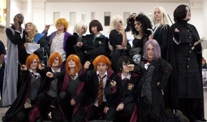 Cosplay Harry Potter