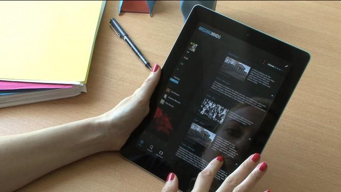 Appli iPad Alt-Minds