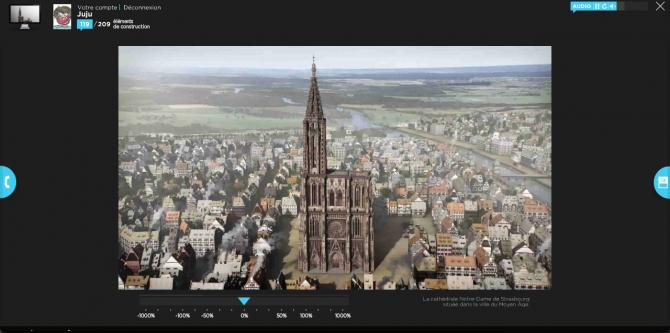Webdoc - Cathedrale de Strasbourg