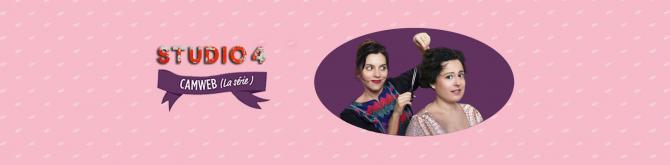 Camweb la websérie, saison 4 reprend en février 2015 chez Studio 4